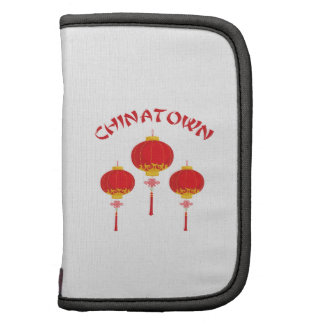 CHINATOWN PLANNERS