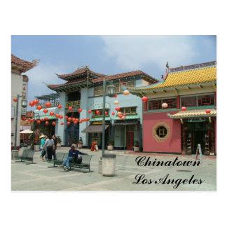 Chinatown Postales