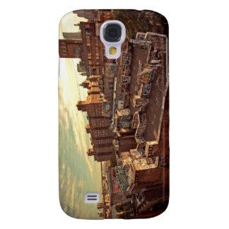 Chinatown Rooftop Graffiti Samsung Galaxy S4 Case