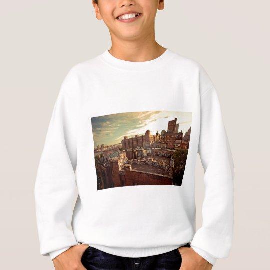 Chinatown Rooftop Graffiti Sweatshirt