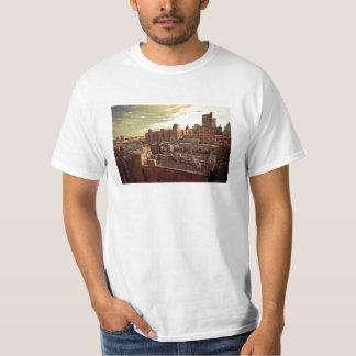 Chinatown Rooftop Graffiti T-Shirt
