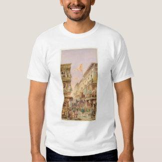 Chinatown San Francisco (0108A) T-Shirt
