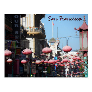 Chinatown San Francisco Postcards