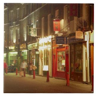 Chinatown, Soho, London, England, United Kingdom Tile