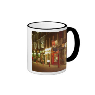 Chinatown, Soho, Londres, Inglaterra, Reino Unido Tazas De Café