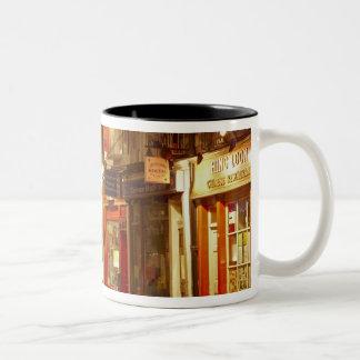 Chinatown, Soho, Londres, Inglaterra, Reino Unido Taza