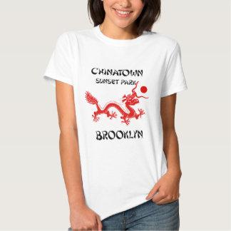 Chinatown, Sunset Park, Brooklyn T Shirts