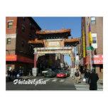 Chinatown Tarjetas Postales