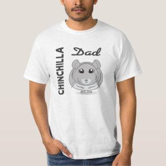 Chinchilla Dad T-shirt