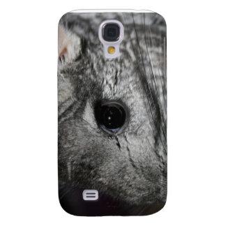 chinchilla eye close up samsung galaxy s4 cases