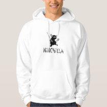 Chinchilla Hooded Sweatshirt