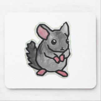Chinchilla Mouse Pad