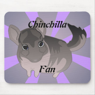 Chinchilla Mouse Pad