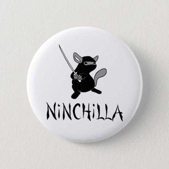 Chinchilla Ninchilla Button