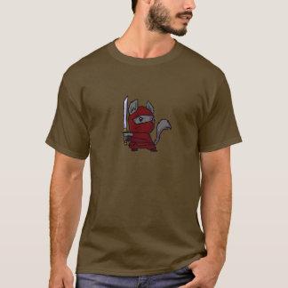 Chinchilla Ninja T-Shirt