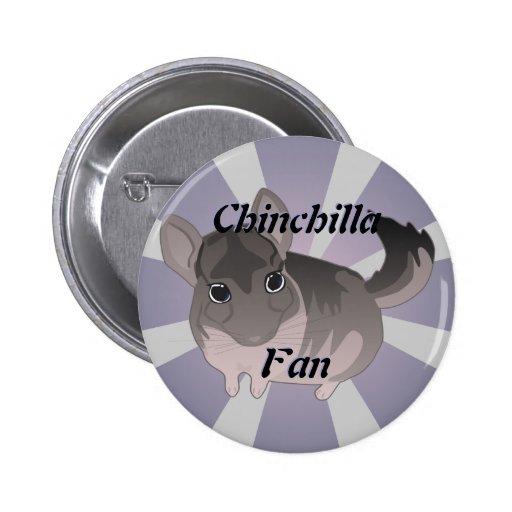 Chinchilla Pin