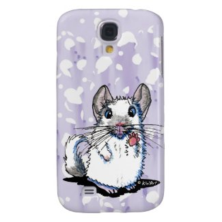 Chinchilla Samsung S4 Case