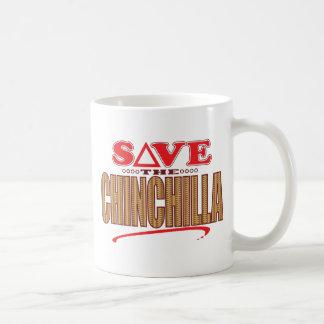 Chinchilla Save Coffee Mug