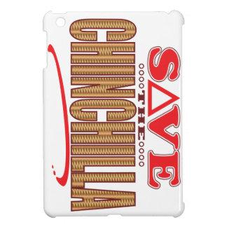 Chinchilla Save iPad Mini Covers