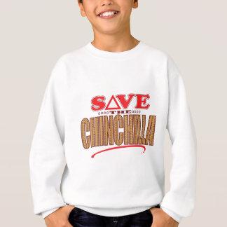 Chinchilla Save Sweatshirt