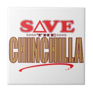 Chinchilla Save Tile