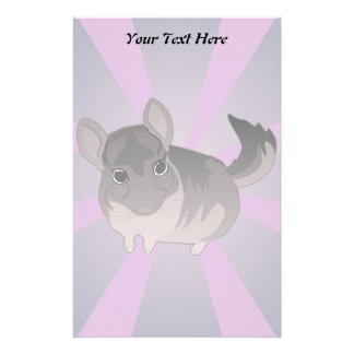 Chinchilla Stationery