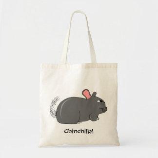 Chinchilla Tote