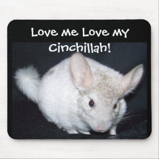 chinchillah Mousepad