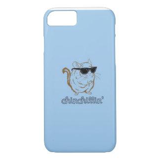 Chinchillin' iPhone 7 case