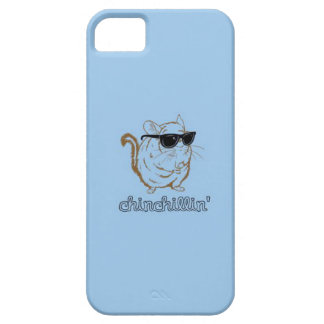 Chinchillin' iPhone Case