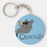chinchillin key chains