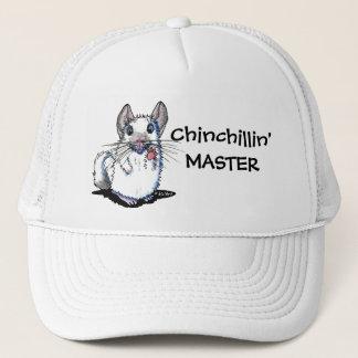 Chinchillin' Trucker Hat