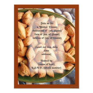 chinchin party invite