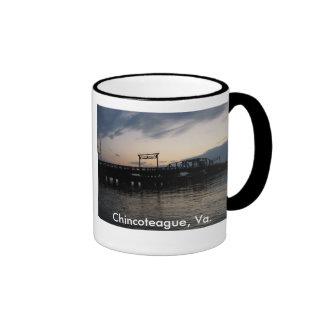 Chincoteague Drawbridge Mug