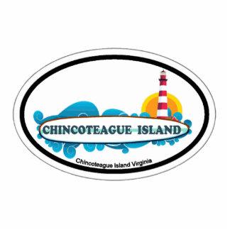 Chincoteague Island. Acrylic Cut Outs