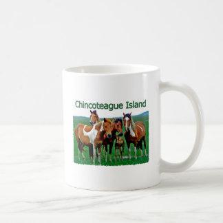Chincoteague Island (ponies) Coffee Mug