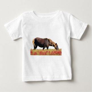 Chincoteague Pony Baby T-Shirt