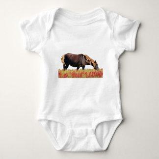 Chincoteague Pony Infant Creeper