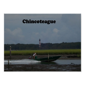 chincoteague poster