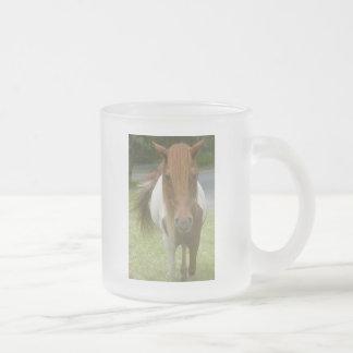 Chincoteague Wild Pony Coffee Mug