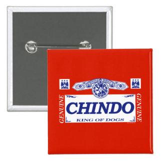 Chindo Pinback Button