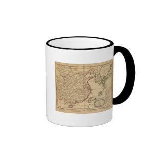 Chine, Japan Ringer Coffee Mug