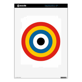 Chinese Air Force Roundel 1920-1921 Decals For The iPad 2
