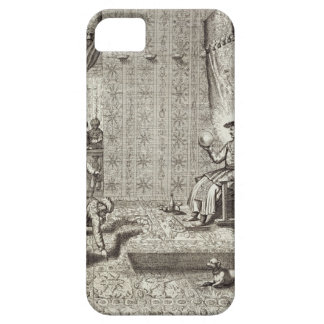 Chinese Ambassadors to an Indian Ruler, from 'Chin iPhone SE/5/5s Case