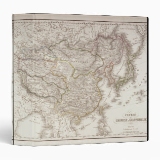 Chinese and Japanese Empires 3 Ring Binder