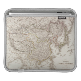 Chinese and Japanese Empires iPad Sleeve