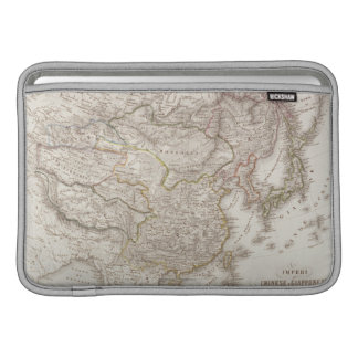 Chinese and Japanese Empires MacBook Sleeve