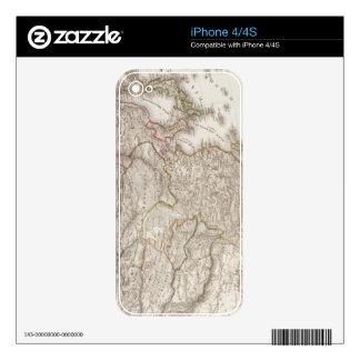 Chinese and Japanese Empires Skins For iPhone 4