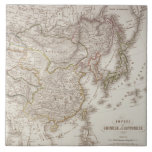 Chinese and Japanese Empires Tile