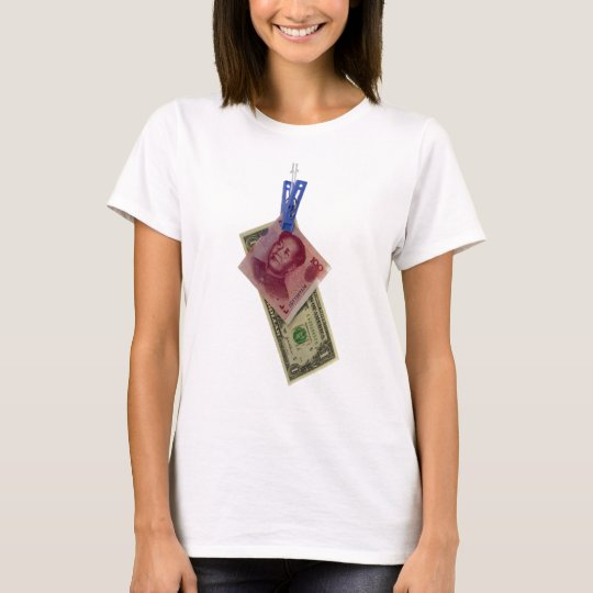 Chinese and US currency T-Shirt